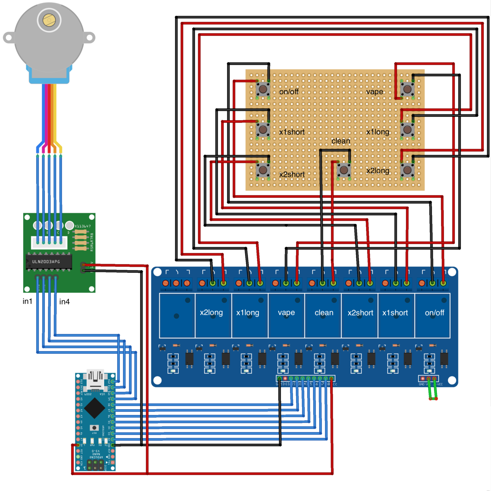 Your Personal Home Barista Comes To Life With This Voice Enabled Tagged Clap Switch Circuit Sound Activated Schematic For The Snips Coffee Machine