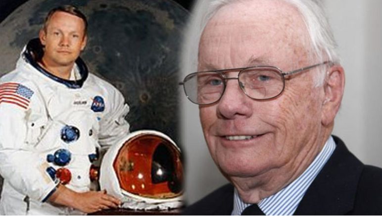 """Neil Armstrong: """"Their Ships Were Far Superior To Ours"""""""
