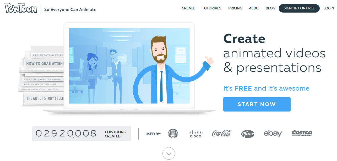 32 Video Making Tools To Promote Any Startup Easily