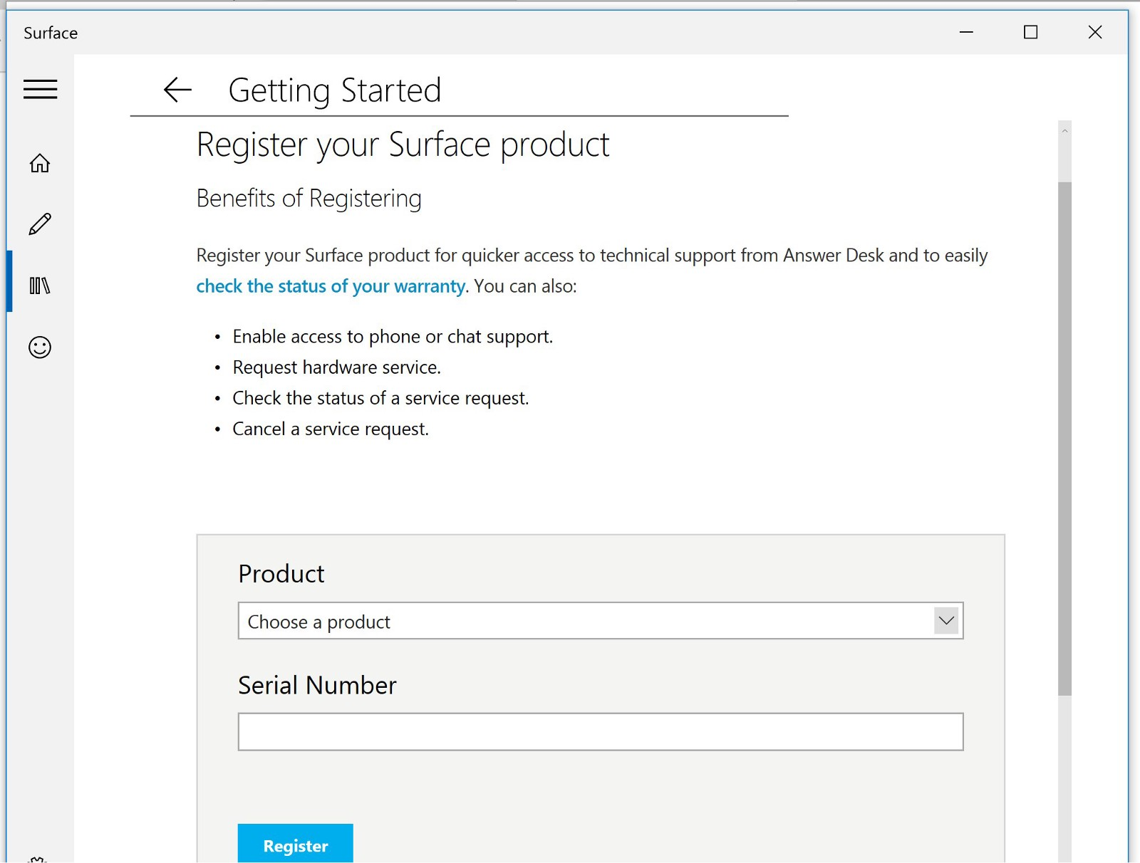 Registering A Microsoft Surface Pro 4 Justin Searls Medium