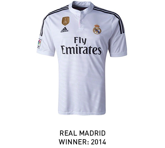 46b9485b85d Real Madrid s jersey wasn t designed with a FIFA Club World Cup champions  badge in mind.