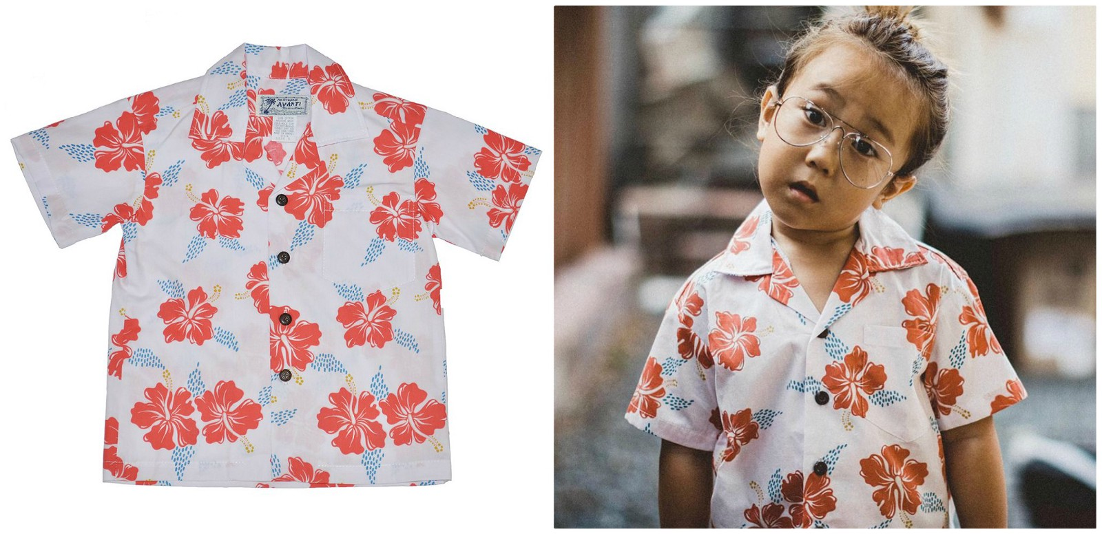 d60bdc61 The calmness of the sheer pink and symmetry of the hibiscus pattern is what  makes this kids Hawaiian shirt a must-have. Nothing can make your kid feel  cool ...
