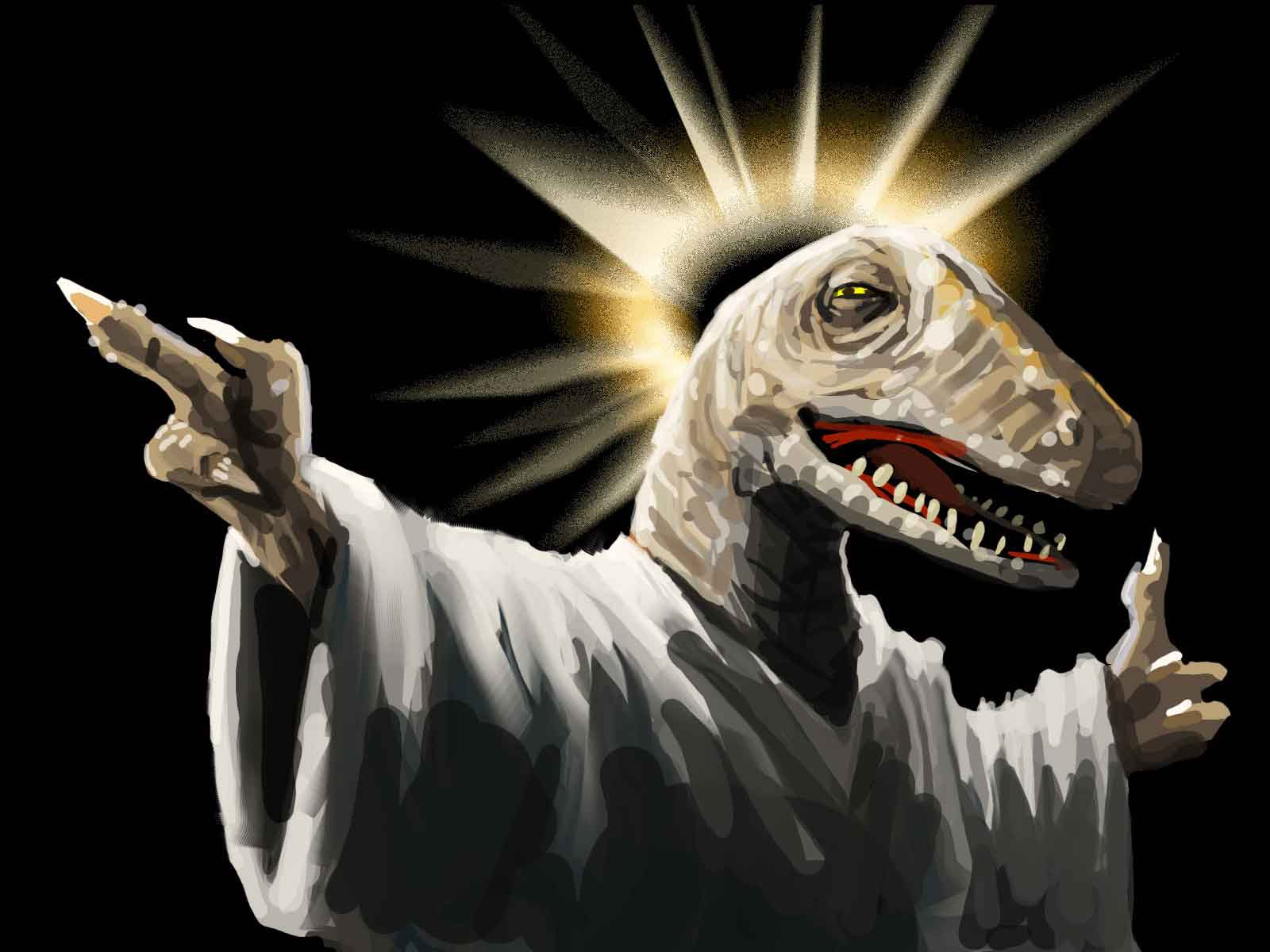 raptor jesus his rawrvelations thefandome medium
