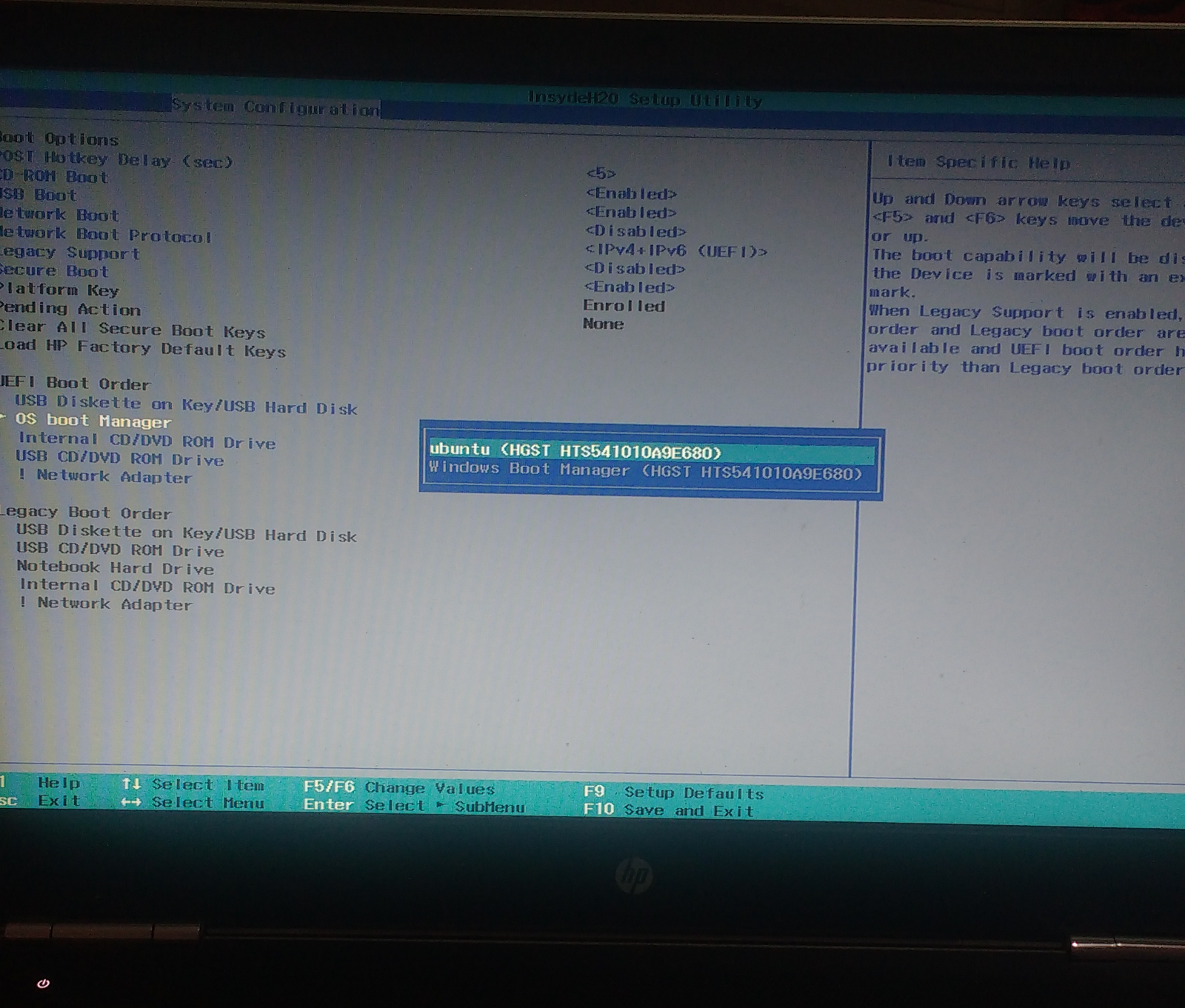 How to Boot a Windows Laptop from a CD foto
