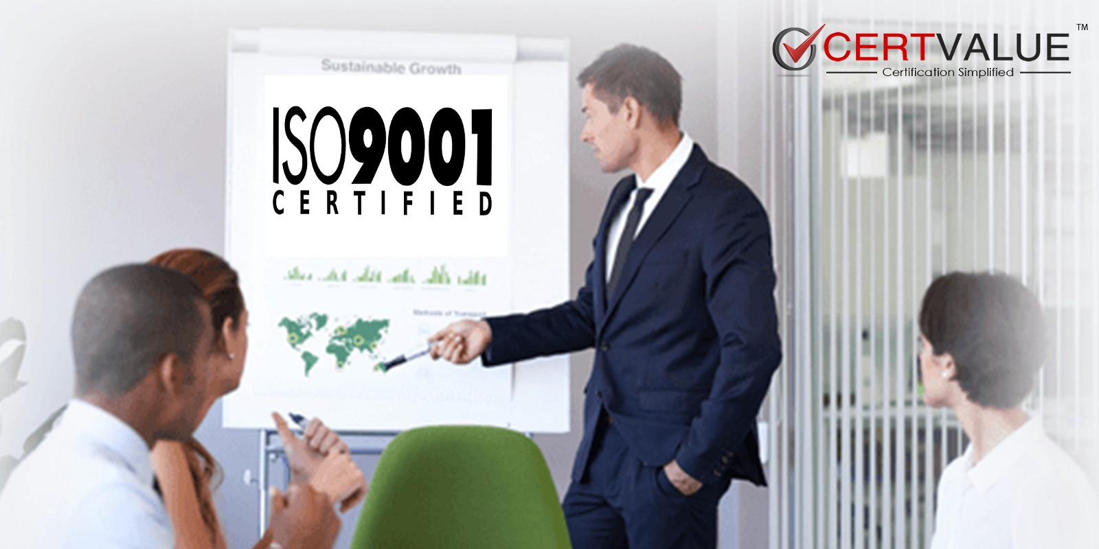 why iso 9000 certification is important