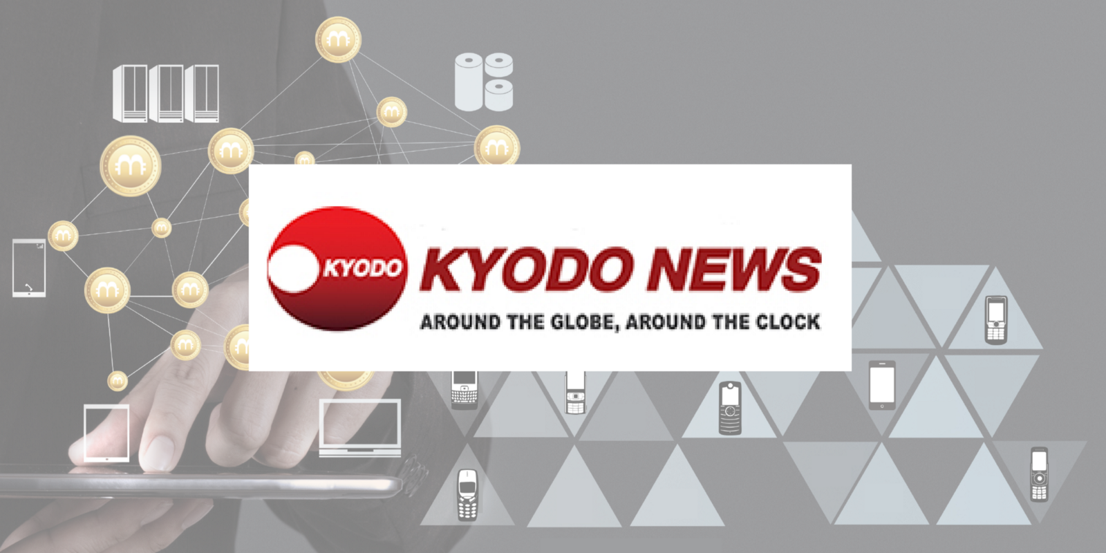 Kyodo News PR Wire: mCoin Creates New Opportunities