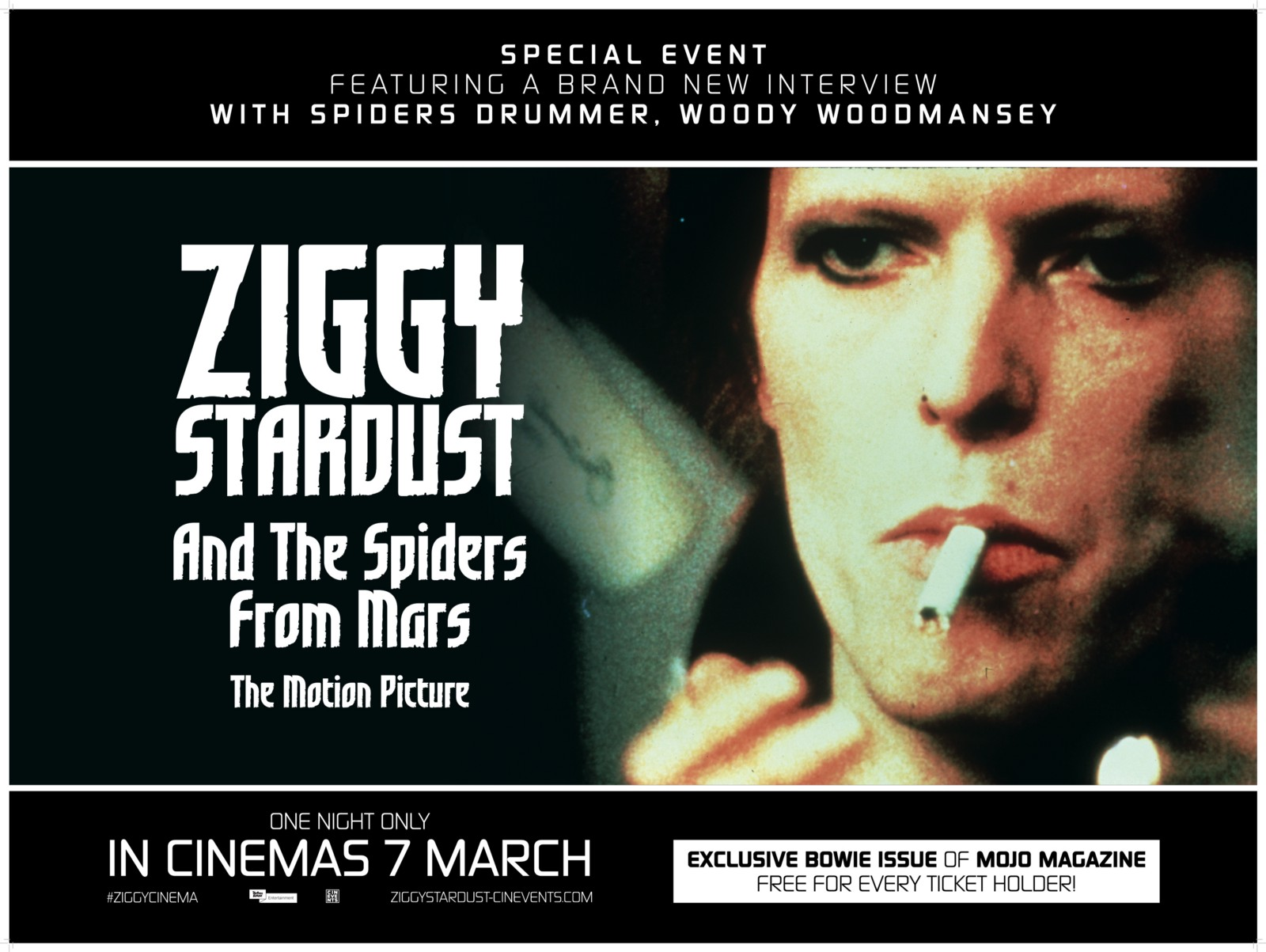 Image result for documentary Ziggy Stardust and the Spiders from Mars,