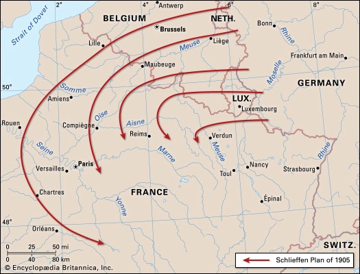 The Maneuver That Kept Germany In Wwi The Battle Of Tannenberg