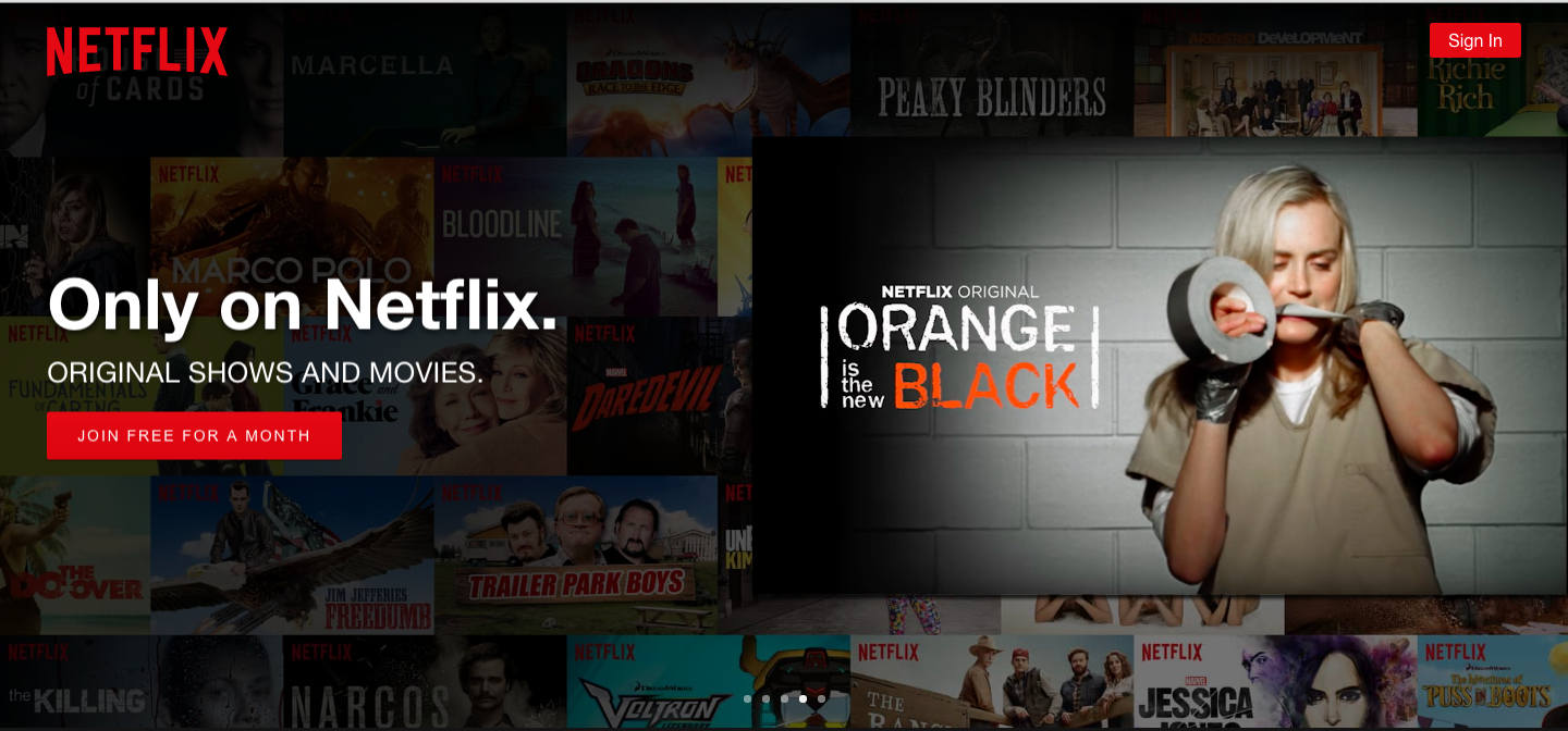 How Netflix does A/B Testing – UX Collective