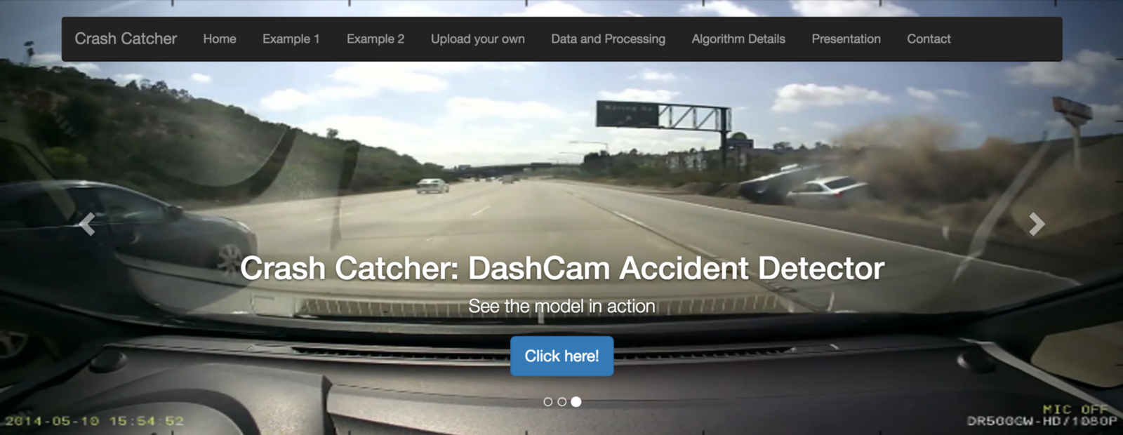 Crash Catcher: Detecting Car Crashes in Video – Insight Data