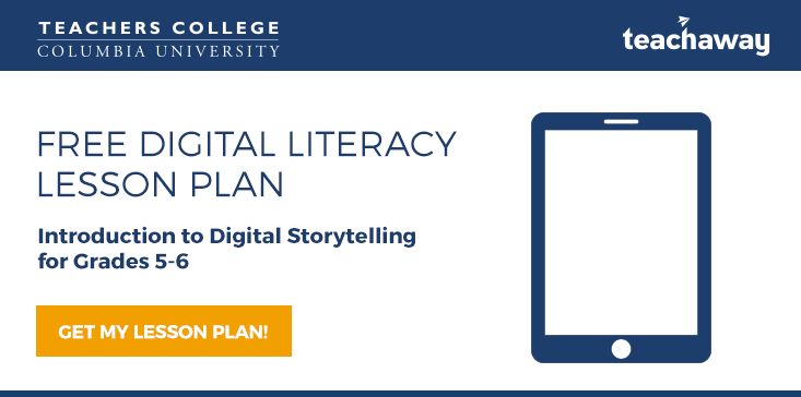 top digital literacy resources for teachers with free lesson plan