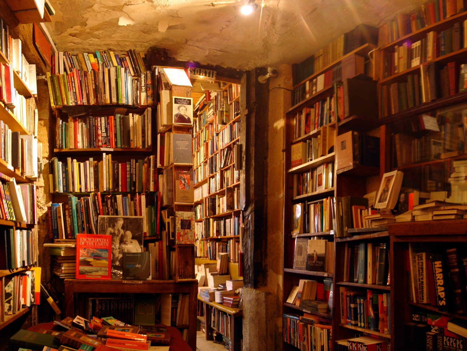 Shakespeare and Company bookshop