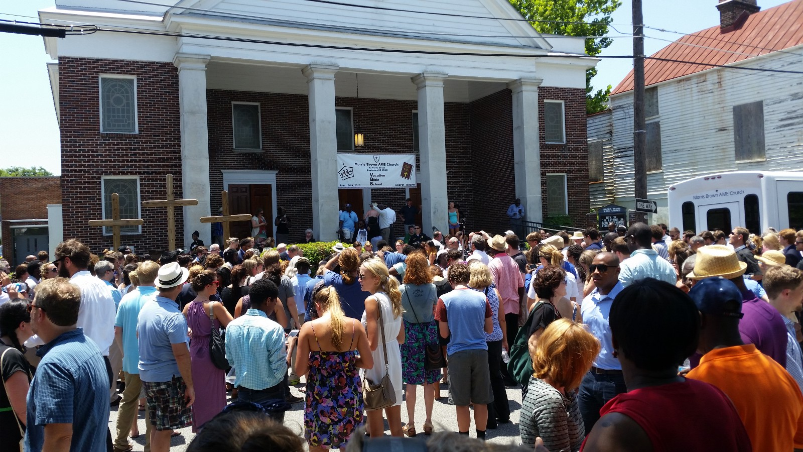 Charleston: a life lesson on bringing empathy to the forefront