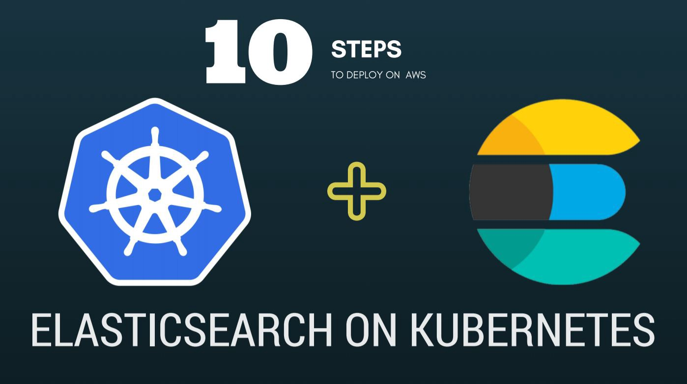 Deploy Elasticsearch with Kubernetes on AWS in 10 Steps