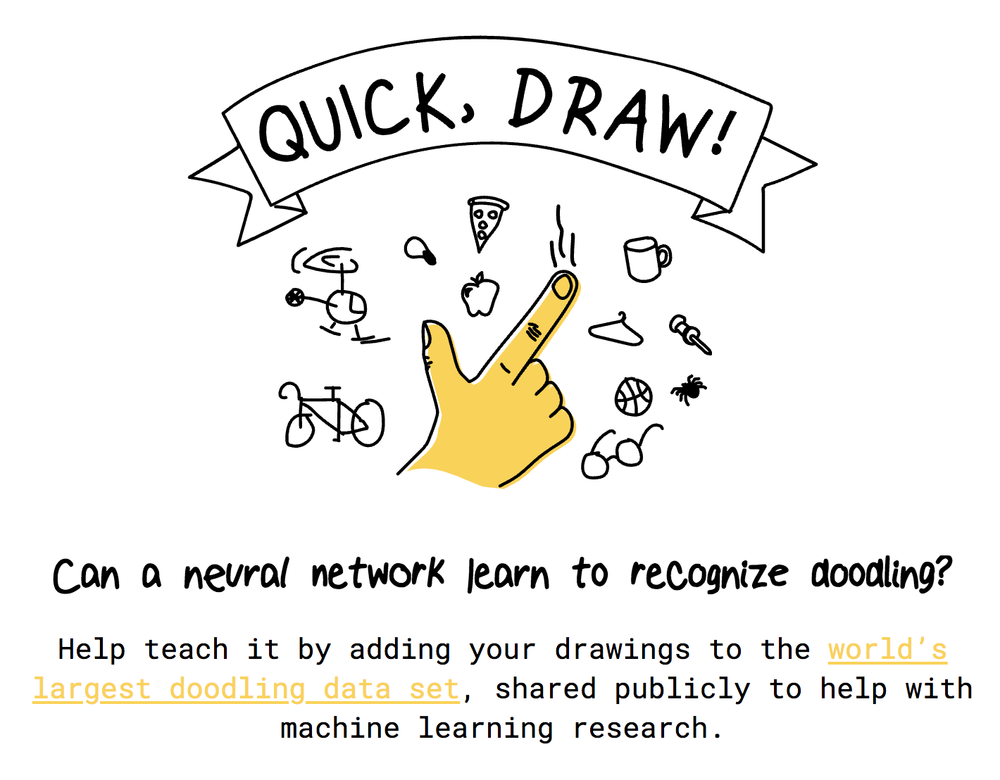Quick Draw The World S Largest Doodle Dataset Towards Data Science