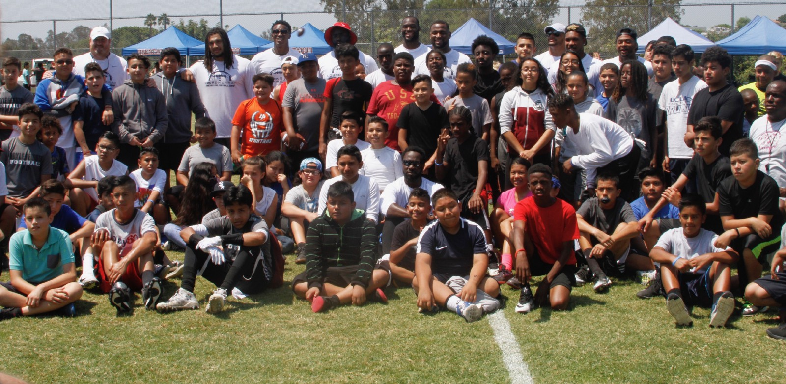 Kippsters Join Nfl Players At Fantasy Pro Football Camp