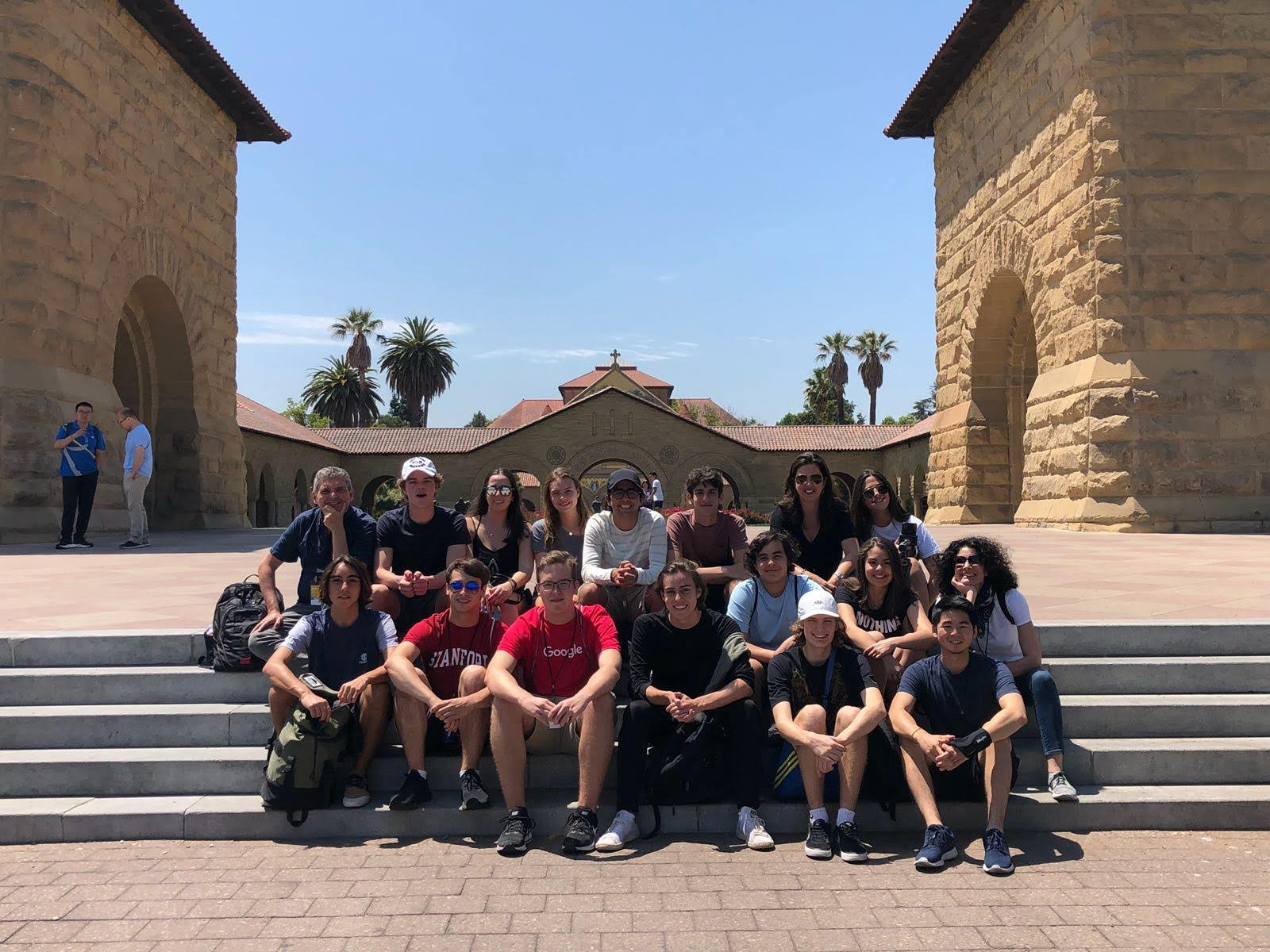 Summer '18 Cohort at Stanford Business School