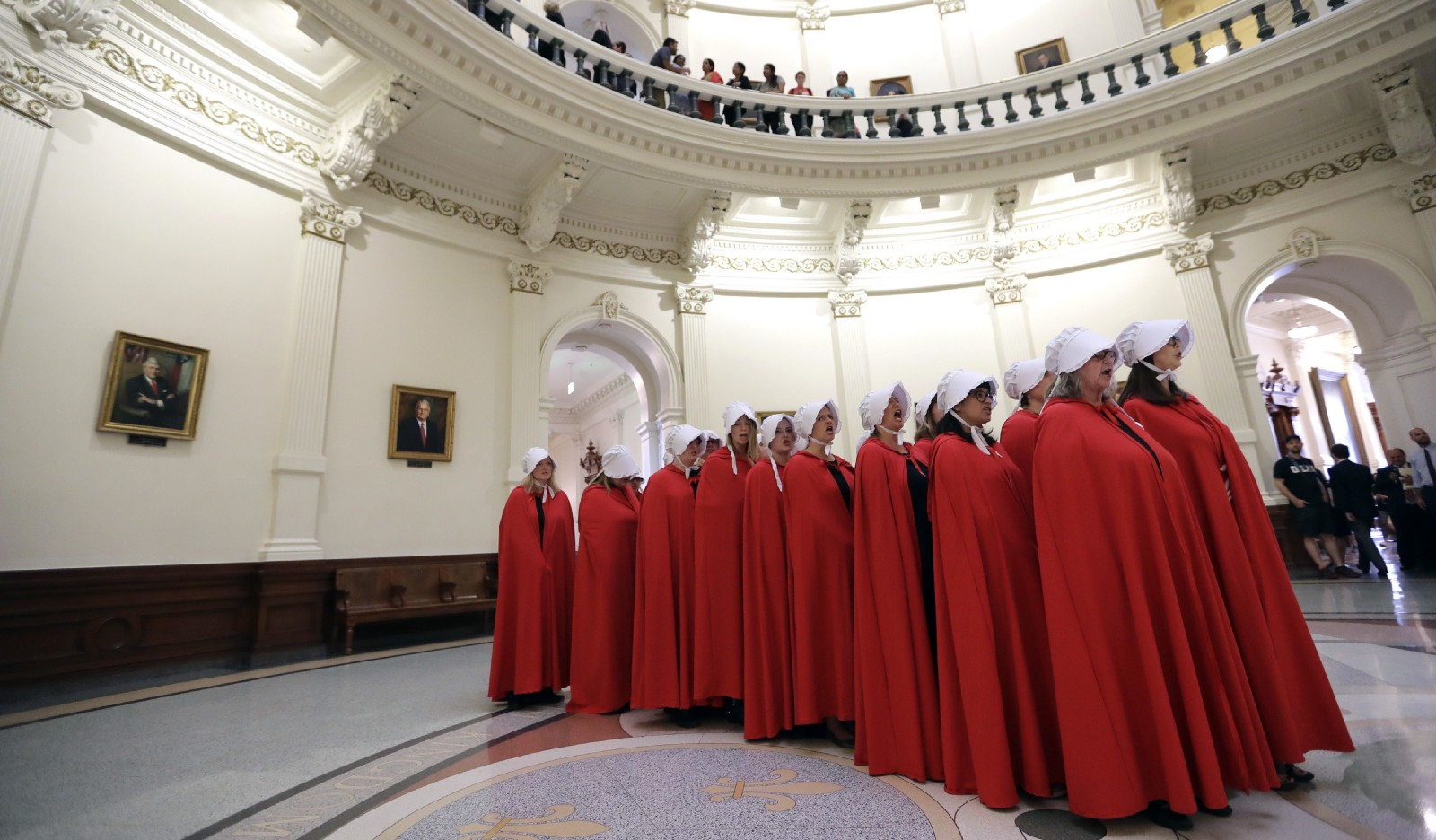 Abortion rights face a full-on assault at the state level