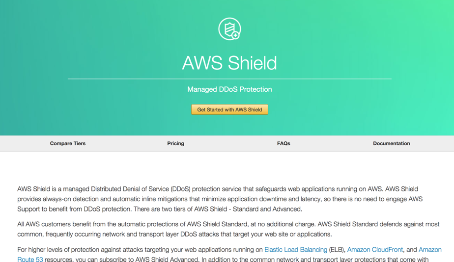 For a monthly flat fee, AWS Shield Advanced gives you cost protection in the event of a DoS attack, but that protection does not cover Lambda yet.