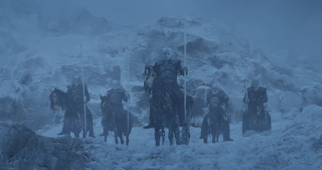 Image result for end of the night king