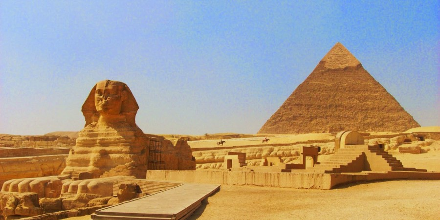 How Was The Great Pyramid At Giza Constructed?