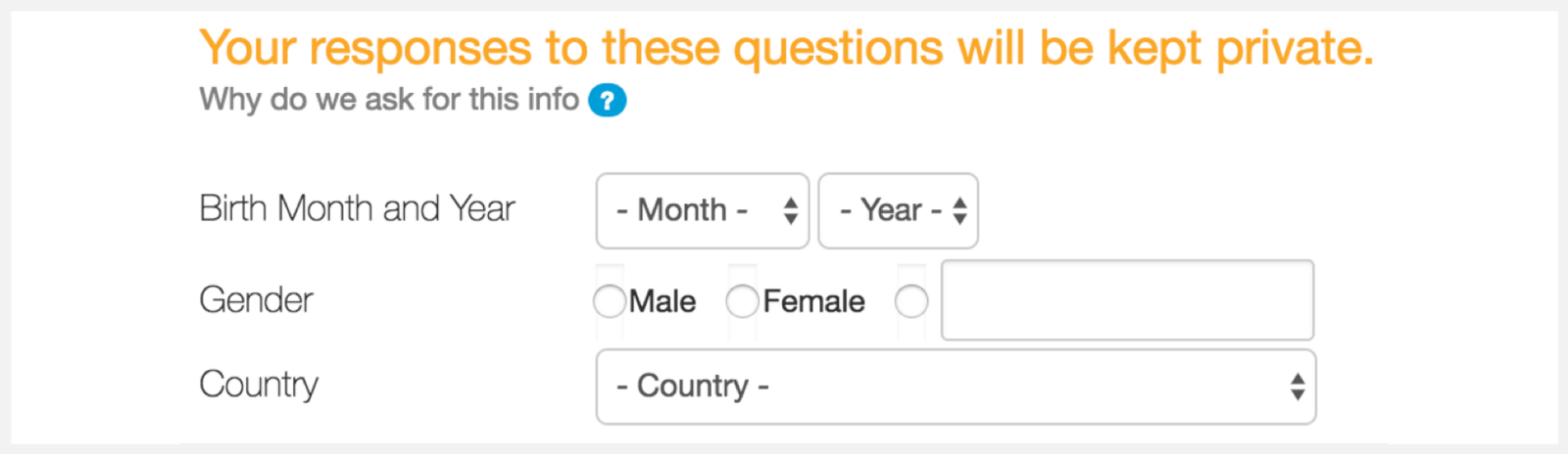 Designing Forms For Gender Diversity And Inclusion Ux Collective