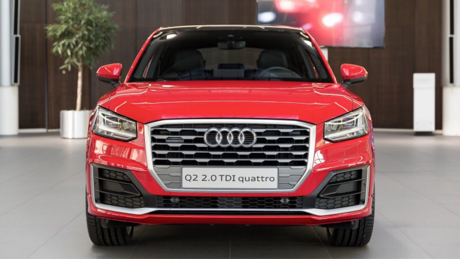 Everything You Need To Know About The 2016 Audi Q2 Release Date