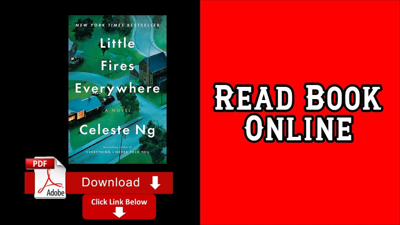 Ebook] Little Fires Everywhere by Celeste Ng – Tammy J