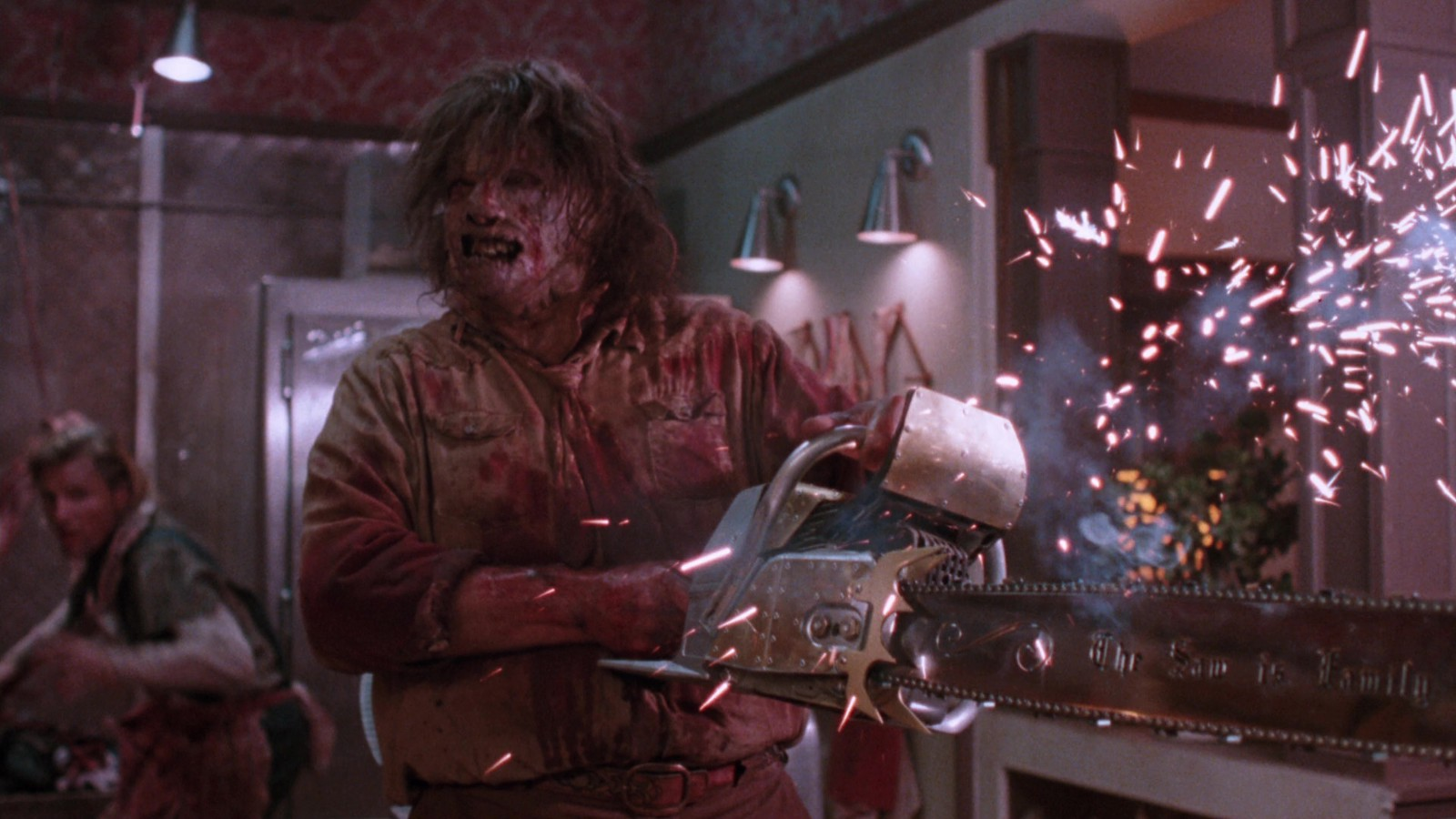 the archivist 85 revving up leatherface the texas chainsaw