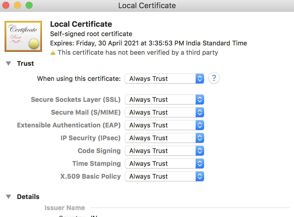 How To Get Https Working In Localhost Development Environment