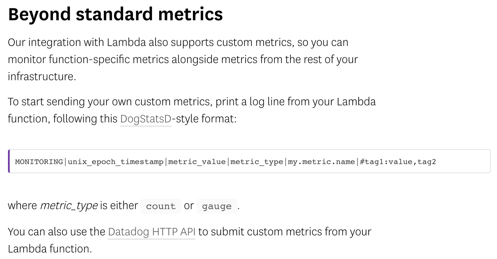 Tips And Tricks For Logging And Monitoring Aws Lambda Functions