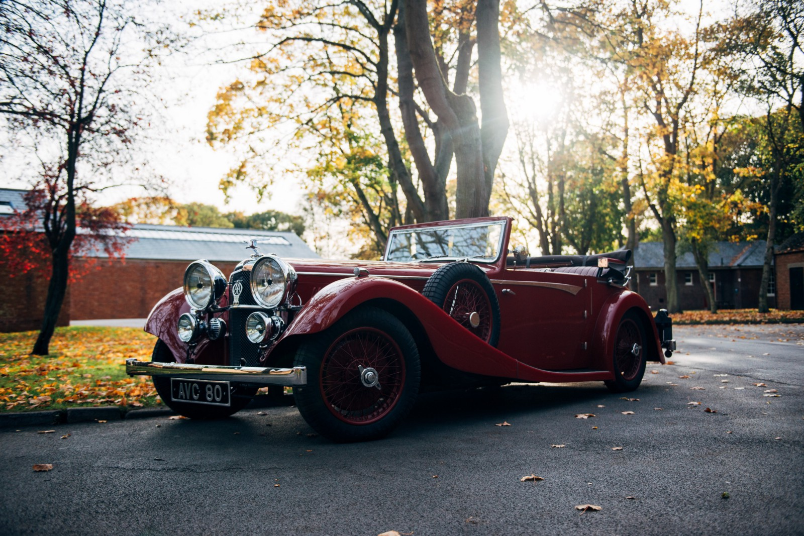 This Pre-War Alvis Is A Veteran Of The Generations – Nat Twiss – Medium