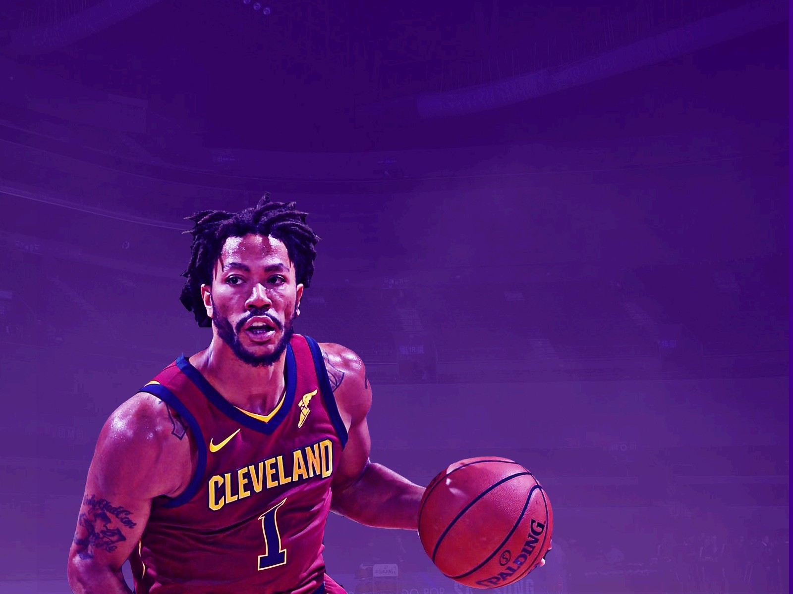 24ac75339280 A league source told cleveland.com that Derrick Rose plans on returning to  the Cavs. What do you make of him being ridiculed
