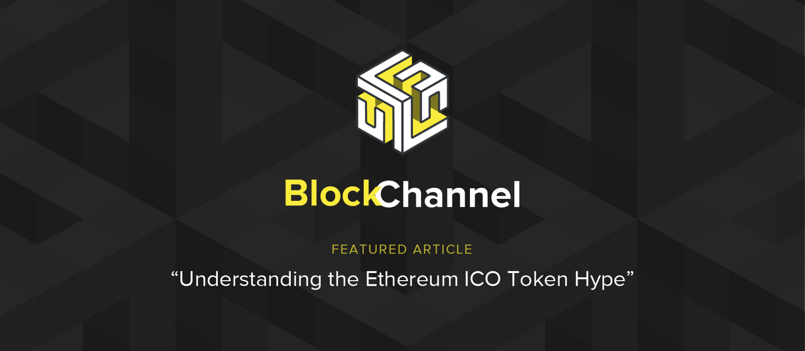 Understanding The Ethereum ICO Token Hype BlockChannel Medium - Ico white paper template