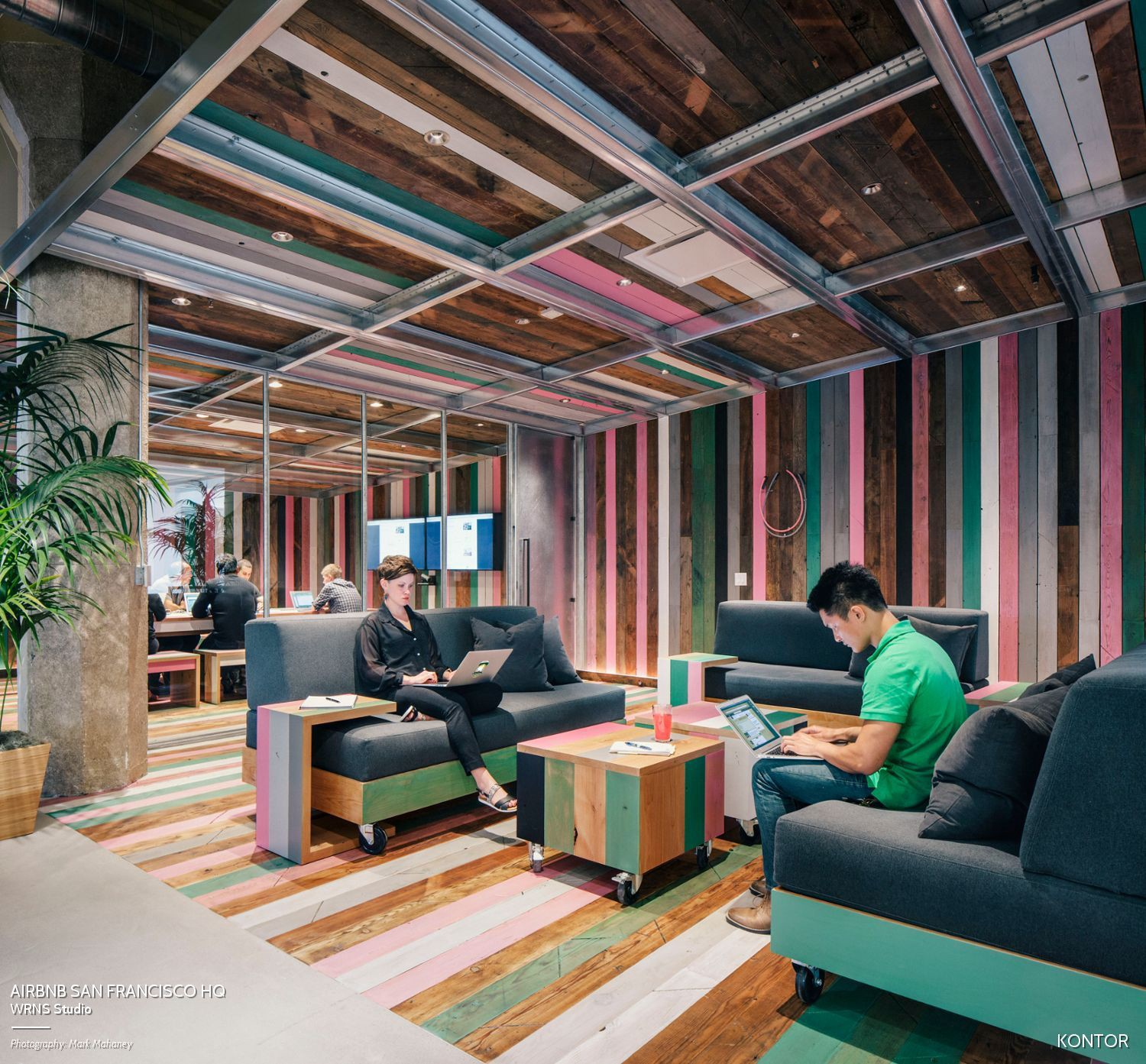 Six Office Design Trends to Watch in 2016