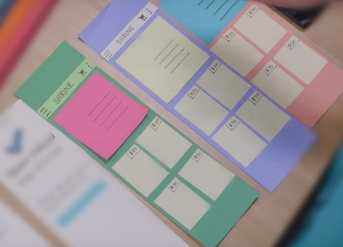 The art of UX sketching and paper prototyping – UX Planet