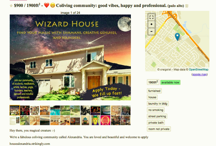 The Sketchiest Bay Area Apartments You Can Rent Now
