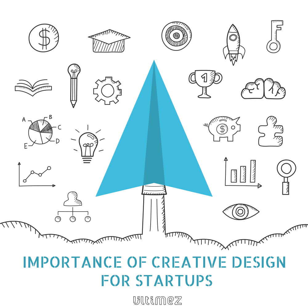 Importance of creative design for startups