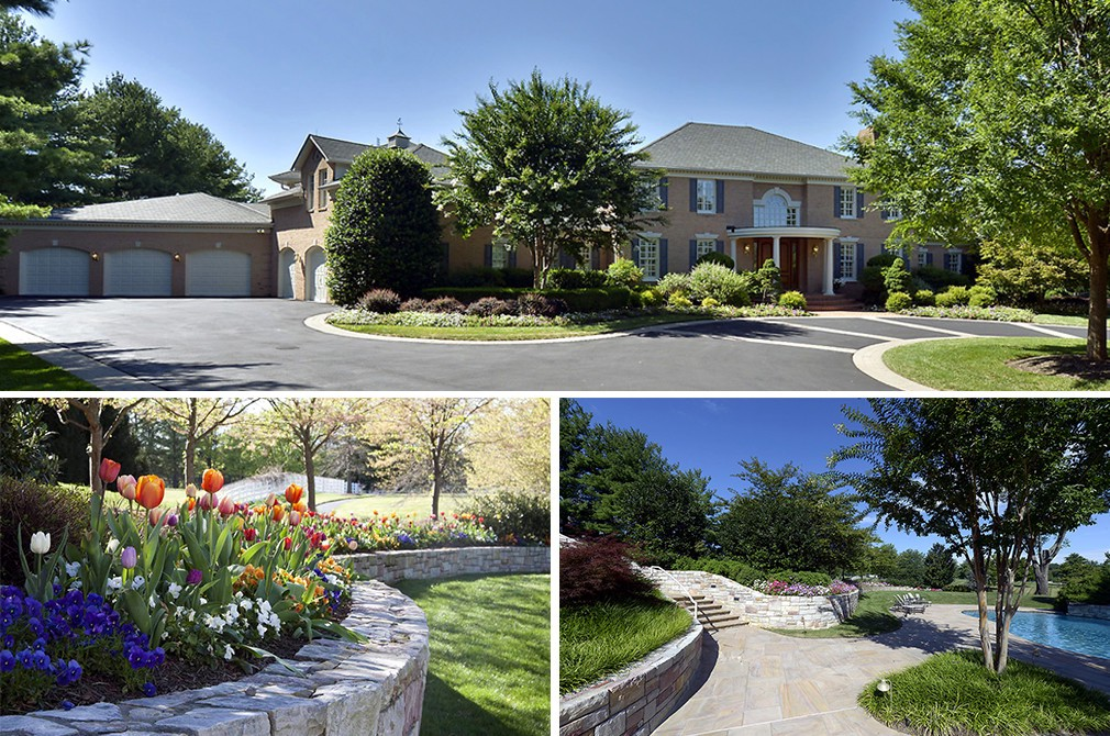 The Top 5 Unbelievable Houses Owned by NBA Players – Rajan ... John Wall House Potomac