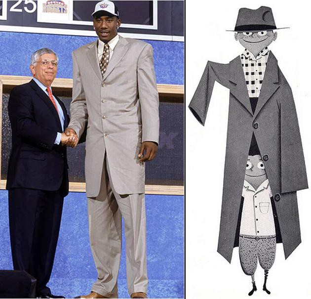 The History Of Nba Fashion Fur And Flair Mjs Suit Crimes And The