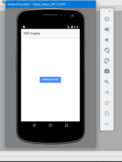 Pdf File Android App