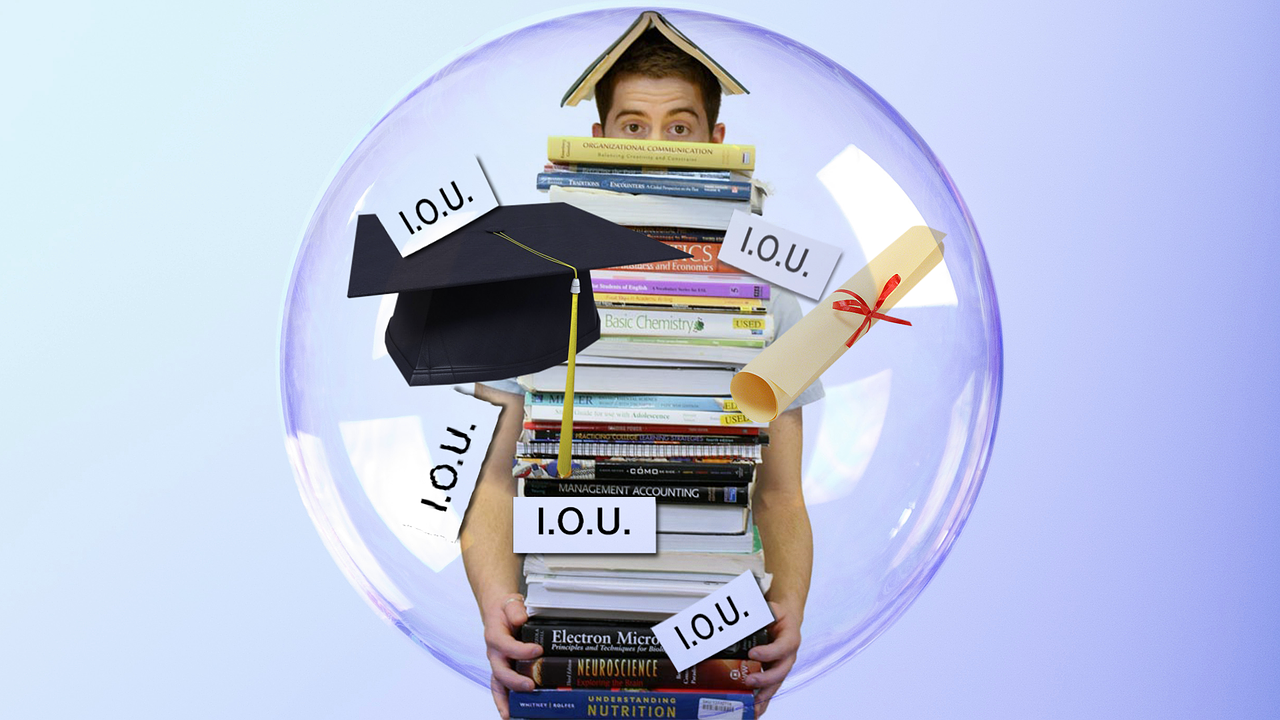 A New Solution To The Student Loan Crisis Income Share Agreements