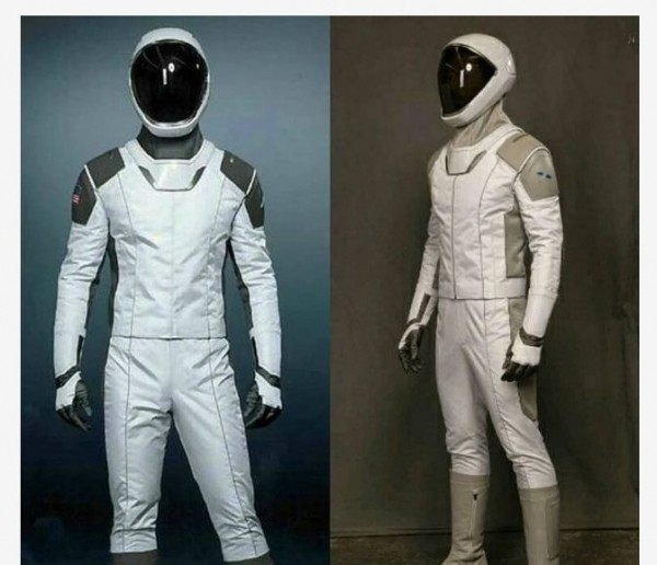 All About Spacesuits