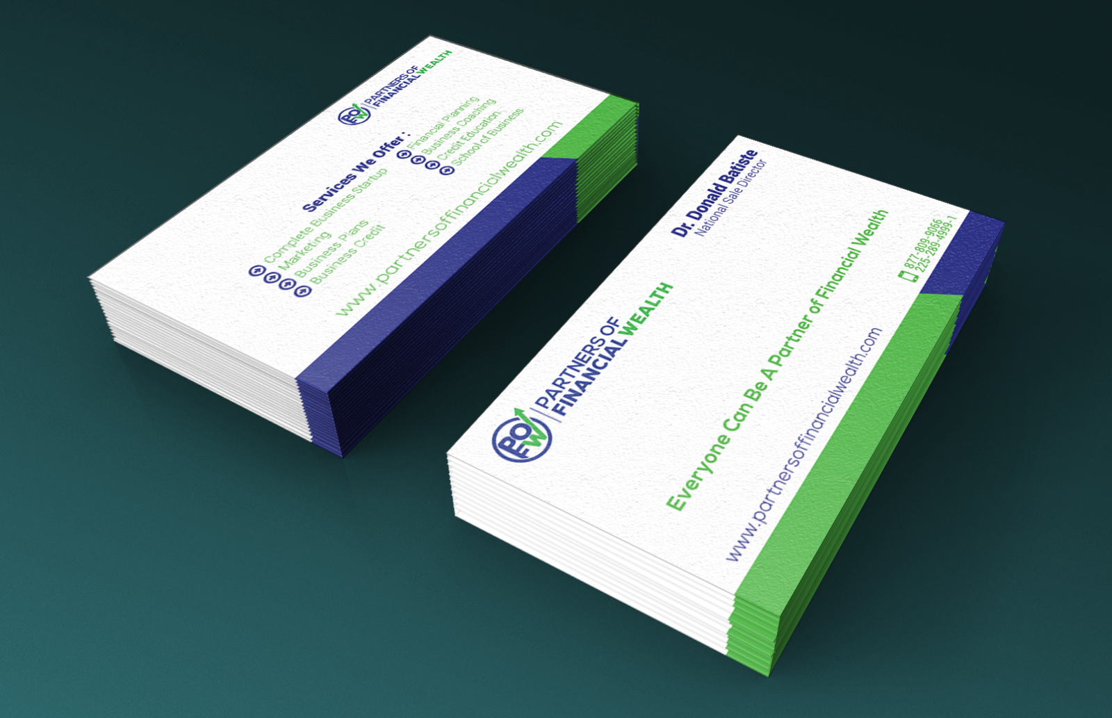 I can design professional minimal and unique buisness card colourmoves