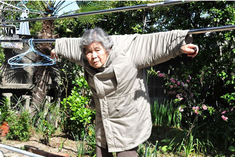 Amazing Selfies by 89-year-old Japanese Granny Will Make Your Life