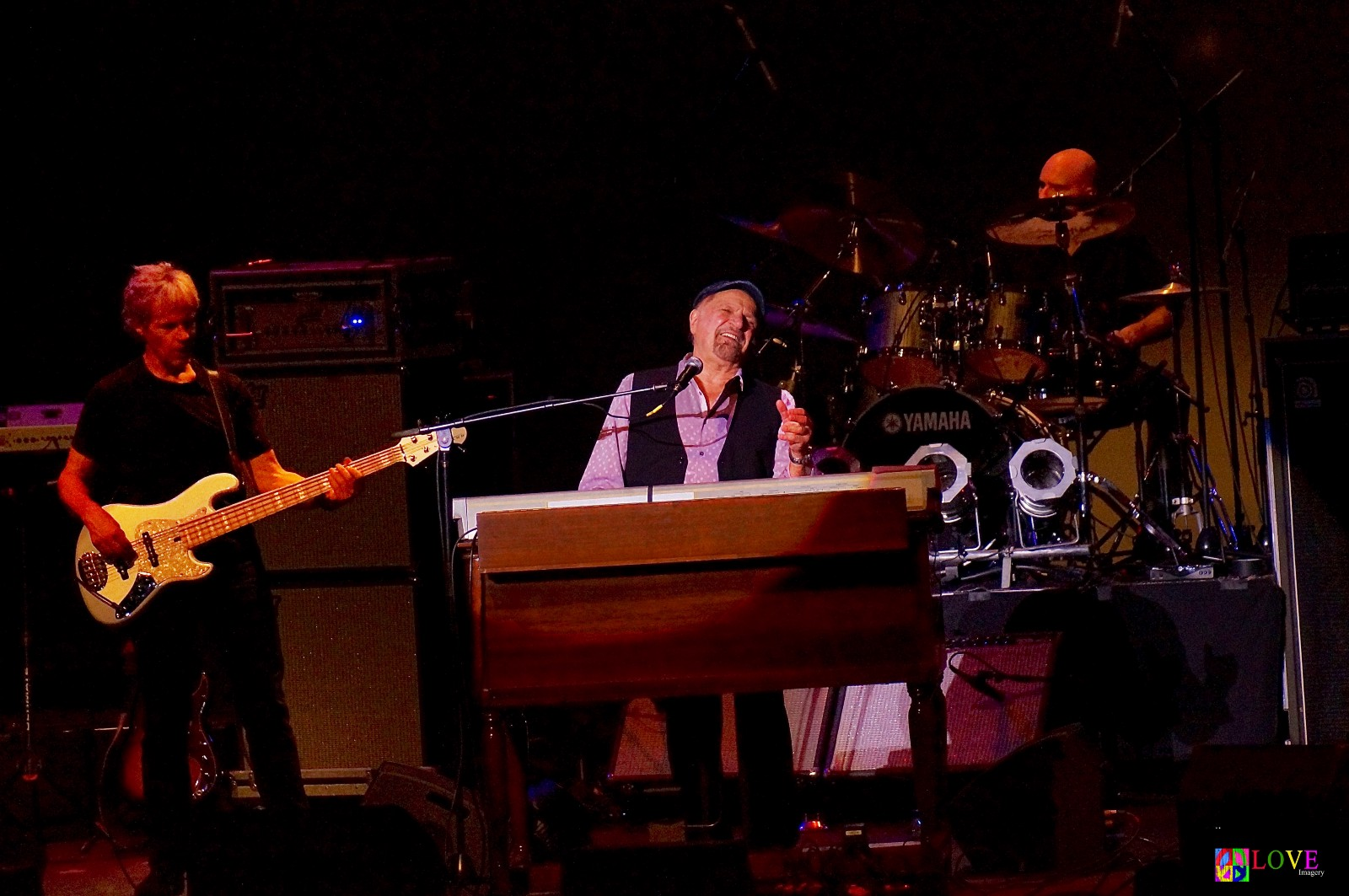Backstage Center Stage With Tommy James And Felix Cavaliere At