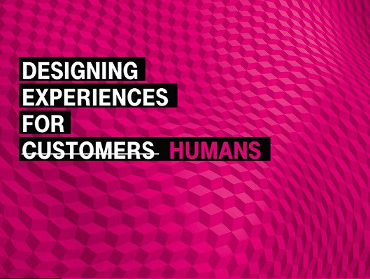 Designing experiences for humans