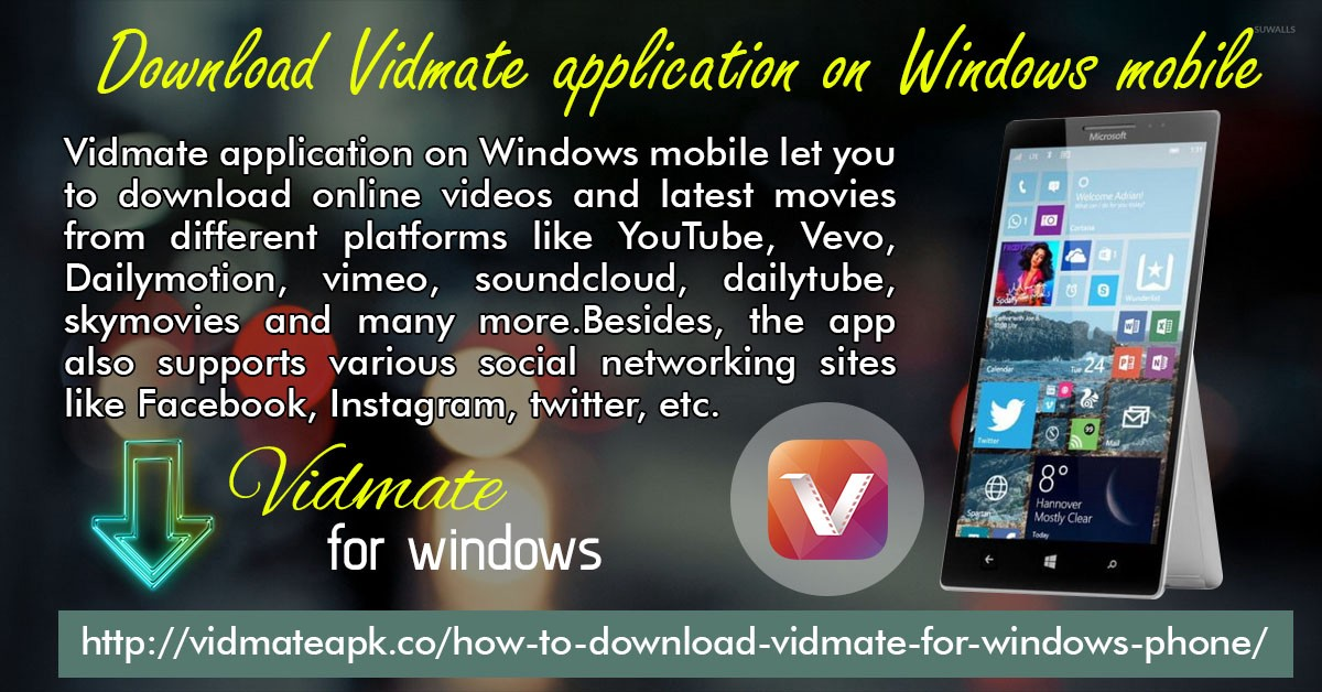 youtube videos download app for windows phone