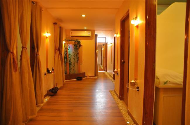 Ayurveda Massages Centre, Salon and SPA in Delhi -PACHOULI