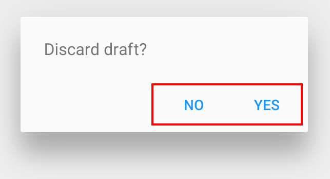 5 Essential Ux Rules For Dialog Design Ux Planet